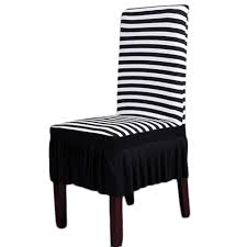 Dining Chair Cover Online Get Cheap Dining Chair Covers Black Aliexpresscom
