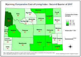 Wyoming Inflation Rate Cost Of Living Both Rise In Second