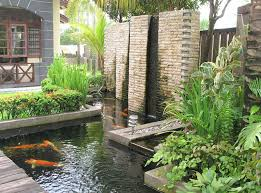 outdoor garden fountain. The Sound And Sight Of A Outdoor Home Garden Fountain