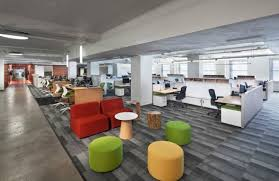 office game room. Communal Spaces, Such As The Lunchroom, Game Room, Main Conferencing Rooms And Reception Are Placed At These Crossroads To Draw Employees Together. Office Room