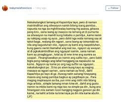 Long Sweet Message To Your Boyfriend Tagalog Labzada Blouse