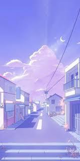 aesthetic pastel wallpaper anime