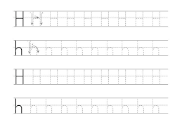 Printable Lowercase Alphabet Letter Tracing Worksheets View Preview