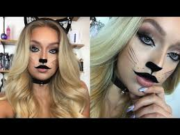 y cat makeup tutorial very original i know