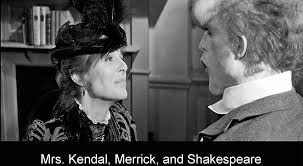 norman holland on david lynch s the elephant man mrs kendal merrick and shakespeare