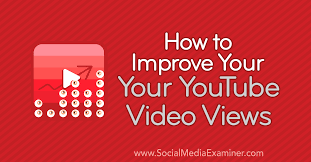 Youtube Top Charts All Time How To Improve Your Youtube Video Views Social Media Examiner