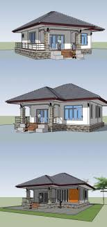 Thai House Designs Pictures Thai House Concept With One Bedroom Thai House Bungalow