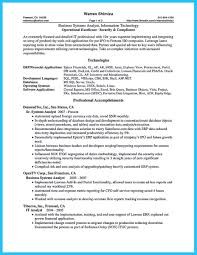 resume skills summary examples volumetrics co resume format for create your astonishing business analyst resume and gain the position resume title for business analyst fresher