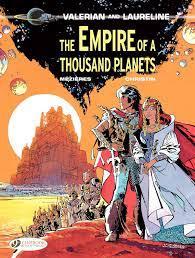 Valerian & Laureline - Volume 2 - The Empire of a Thousand Planets eBook  von Jean-Claude Mézières – 9781849188210 | Ra