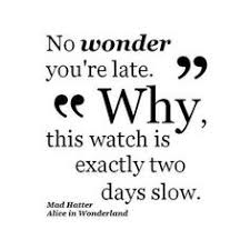 Quotes From Alice In Wonderland