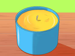 how to make a gel candle