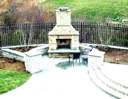 build outdoor stone fire pit outdoor fire pit construction outdoor fire pit ideas brick fire pit