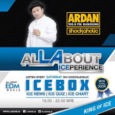 Ardan Radio Chart Shockaholic Iceperience 2019 08 10 203434 By Ardan From