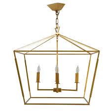 gabby adler small chandelier gold