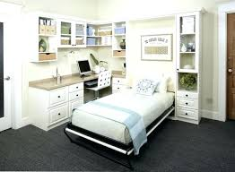 twin murphy bed. Horizontal Twin Murphy Bed Antique White Office With Wall Transitional Home .