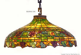 antique stained glass hanging light fixtures