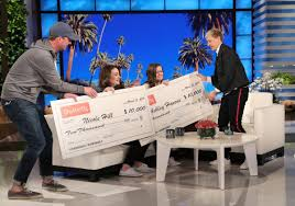 Virginia best friends surprised with $20,000 each on 'The Ellen DeGeneres  Show'   Movies and Television   richmond.com