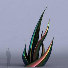 emergence modern sculpture  mike fields bronzes  sculpture