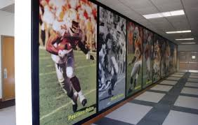 wall murals for office. UT Football Office Wall Murals For D