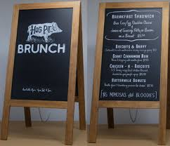 Chalkboard Menu Board Chalkboard Menu Board That Sells Chalk It Up Signs