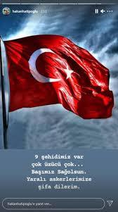 Şehit haberi yürek dağladı! Ünlülerden Bitlis paylaşımları - Magazin  Haberleri - Milliyet - Sayfa 4