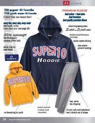 Super 10 Hoodie