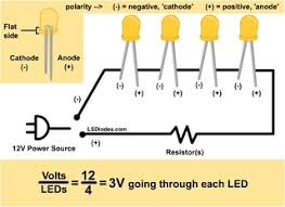 how to wire leds nui group community wiki when wiring in series the voltage of the source is divided equally throughout all of the leds in order to out how many volts will go to each led you