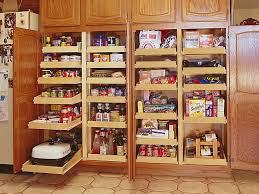 kitchen cabinets pantry pull out drawers | Large Pull Out Pantry Shelves