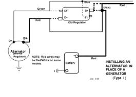 volkswagen generator wiring diagram volkswagen wiring diagram for vw voltage regulator jodebal com on volkswagen generator wiring diagram