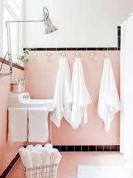 bathroom tile trends. Think Pink Bathroom Tile Trends O