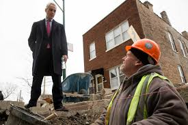 Image result for Chicago Trades for Rahm button