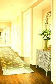 decorate narrow entryway hallway entrance. How To Decorate An Entryway Narrow Hallway Entrance Home Cream Peach Moulding Ideas Long Carpet Rug Inspiration Pot Lights Barn Y