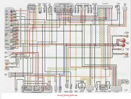 motorcycle manuals kawasaki gpz600 gpz 600 electrical wiring harness diagram schematic 1988 to 1990