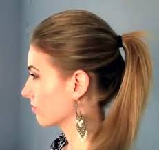 Rychlé účesy Do školy Videonávod S Postupem Vlasy Incz