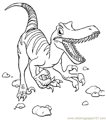 Small Picture Dinosaur Coloring Page 16 Coloring Page Free Other Dinosaur
