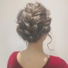 結婚式やパーティーお呼ばれヘアわかりやすいヘアアレンジ動画5選