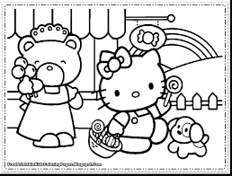 Small Picture good hello kitty coloring pages with hello kitty color pages