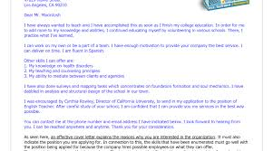 Cover Letter Working Holiday Visa Cover Letter