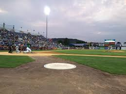 Nyseg Stadium Section 8 Row B Seat 5 Binghamton