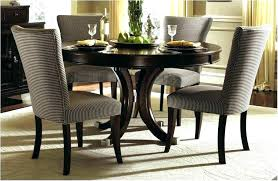 round dining table chairs chair set seat and for timber ch