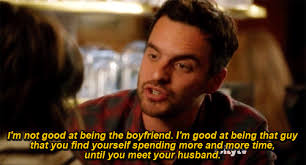 Tv Show Quotes Fascinating Tv Show Quotes Nick Miller Gif WiffleGif