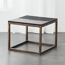 modern side tables end sofa and accent cb2 regarding plans 14
