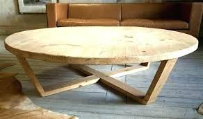 round timber coffee table mark coffee table a mark low set round timber coffee table on