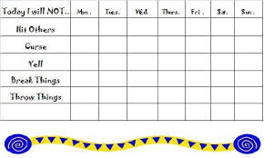 Printable Behavior Charts For Home Free Free Behavior Charts For Kids To Download And Help With