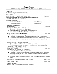 Sample Resume Gpa Resumesme Gpa Lovely Example Examples Of How To List On Put Major 1
