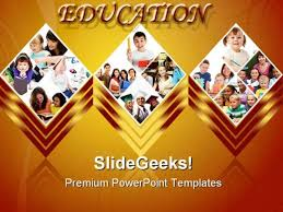 photo collage template powerpoint education collage children powerpoint templates and powerpoint