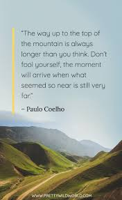 Best Mountain Quotes The 50 Quotes About Mountains And Clouds