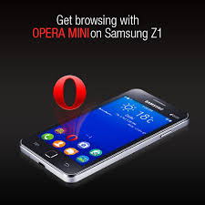 According to the latest study, it is currently the fastest browser, 72% more than google … Opera Mini Di Perangkat Tizen