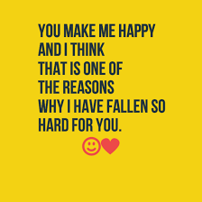 Quotes To Make You Happy Top 100 You make me happy quotes lovequotesmessages 19