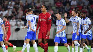 4:3 gegen Liverpool: Bundesliga-Klub Hertha BSC setzt Ausrufezeichen